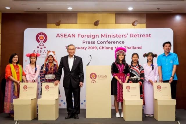 เอสซีจี ชูผลิตภัณฑ์จากกระดาษรีไซเคิลใน ASEAN SUMMIT 2019 จ.เชียงใหม่