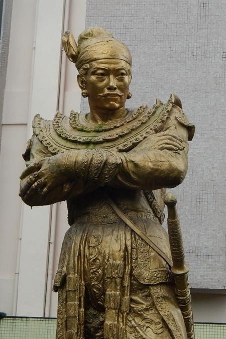 พระเจ้าบุเรงนอง มหาราชของพม่า