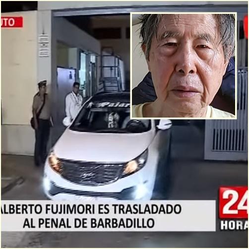 "In Clips: ""ฟูจิโมริ"" อดีตผู้นำเปรูเดินคอตกกลับเข้าคุกรับโทษต่อ หลังอภัยโทษเป็นโมฆะ"