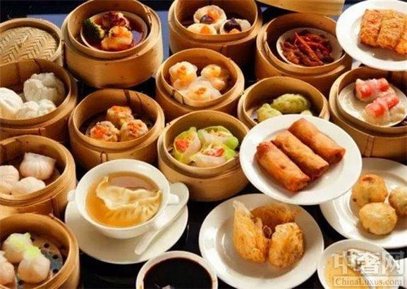 ติ่มซำกวางตุ้ง ขอบคุณภาพจาก http://www.chinaluxus.com/20170209/000677.html