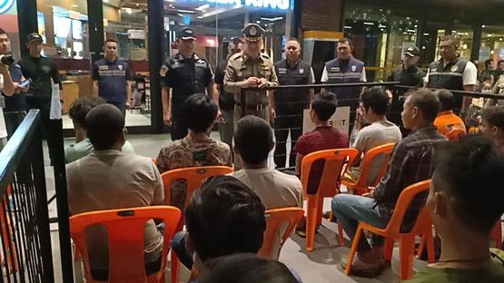 จับต่างด้าว 503 รายอยู่ในประเทศไทยโดยผิดกฎหมาย