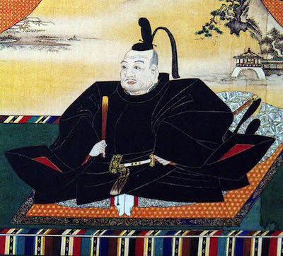 徳川家康 Tokugawa Ieyasu