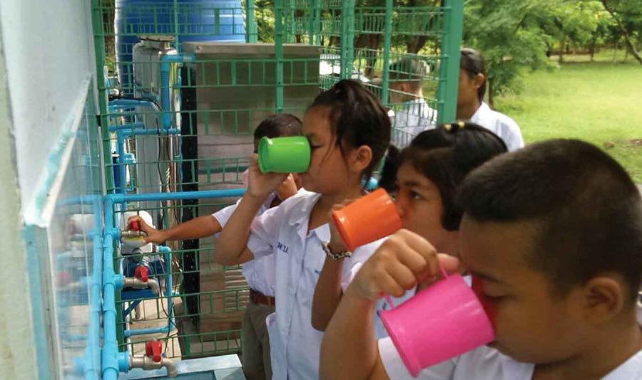 ร.ร.ถิ่นทุรกันดาร กว่า 80% คุณภาพน้ำดื่มไม่ผ่านเกณฑ์มาตรฐาน