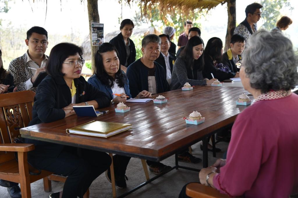 กรมเจรจาฯ ลงพื้นที่พบปะเกษตรกร ผู้ผลิตกาแฟจ.น่าน แนะนำใช้ FTA ส่งออก-นำเข้าวัตถุดิบ