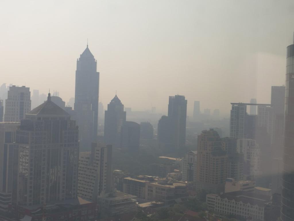 กางแผน 4 ระดับ สู้ฝุ่นพิษ PM2.5 ชี้ประชาชนตื่นตัว เผยปีนี้วัดค่าครั้งแรก