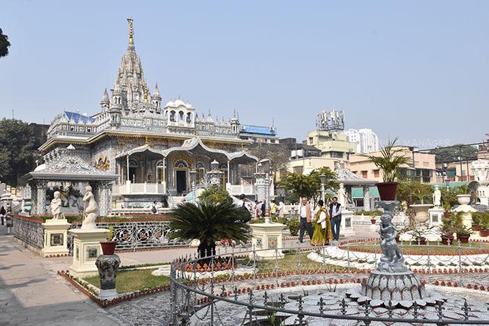 Sheetalnathji Temple วัดสวยงามของโกลกาตา