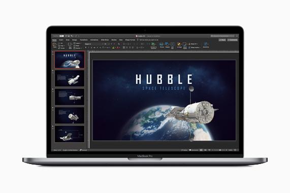 Office 365 พร้อมใช้แล้วบน Mac App Store