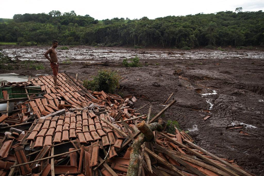 'บราซิล'เตือนภัยสั่งอพยพคนนับหมื่น  ห่วงเขื่อนอีกแห่งจะพัง  หลังแห่งแรกแตกทำคนตาย 37 หาย 250
