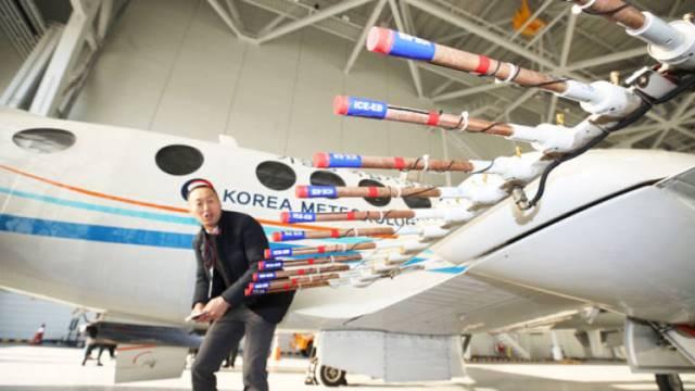 """เกาหลีใต้ล้มเหลวทดสอบทำ """"ฝนเทียม"""" ต้านมลพิษจากจีน"""