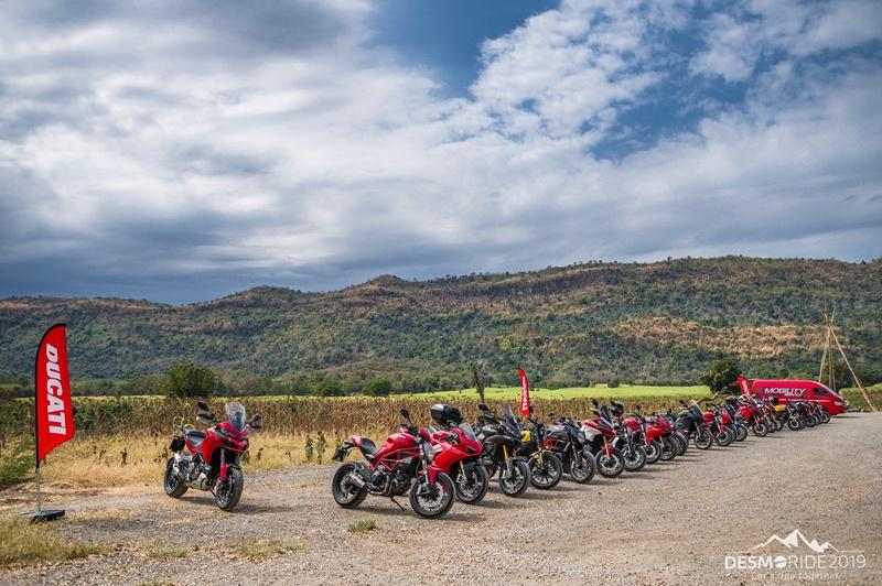Desmo Ride 2019 : บิด กิน เที่ยว แบบชาวดูคาติ