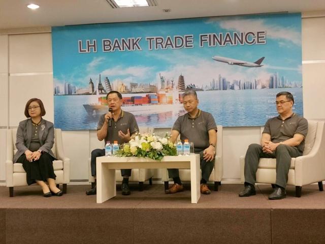 LH BANK รุก Trade Finance เป้าวงเงินสินเชื่อหมื่นล.-ดันรายได้ค่าฟี