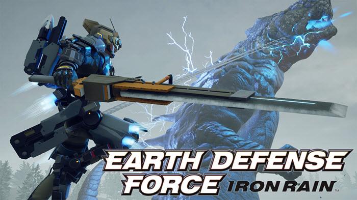 """ต่างดาวบุกอีกระลอก! """"EDF: Iron Rain"""" วางจำหน่าย 11 เม.ย.นี้"""