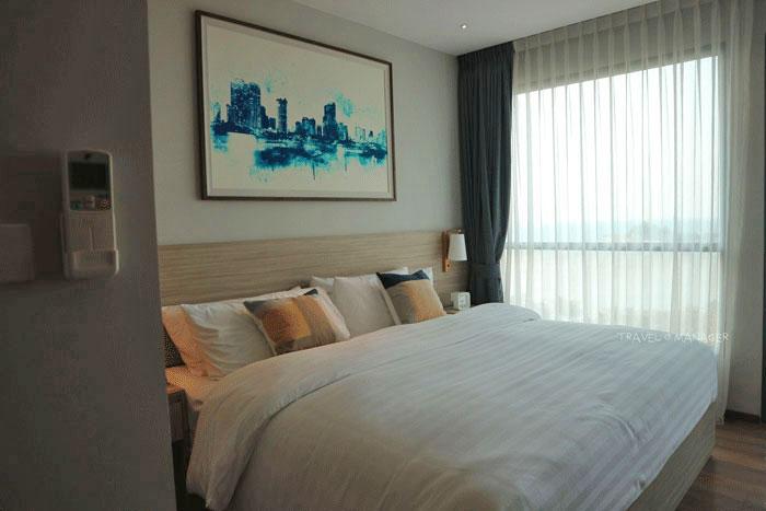 ห้องพักTwo-Bedroom มุมSea view