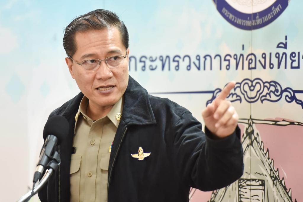 ต่างชาติเที่ยวไทย38ล้านคน โกย2ล้านล้านปี61ตามเป้า ไทยที่4รายได้สูงสุดในโลก