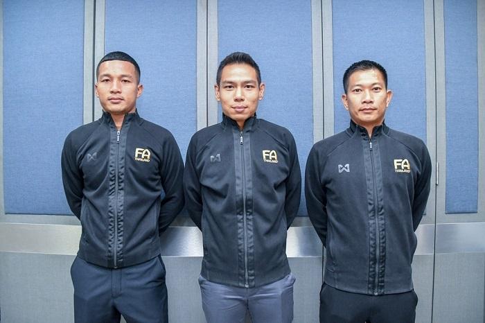 """""""เปาโค้ช"""" นำทัพ """"เอเอฟซี"""" ใส่ชื่อผู้ตัดสินไทย เป่าแชมเปียนส์ลีก รอบ 15 ปี"""
