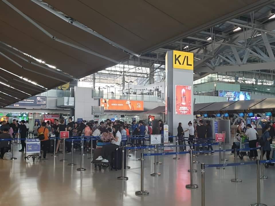 ผดส.ตรุษจีนทะลัก ! ทอท.เผย เกือบ 6 ล้านคน แห่เที่ยวไทย เช่าเหมาเพิ่ม 800 เที่ยวบิน