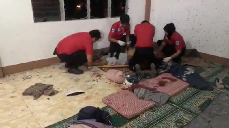 ปินส์ผวา! คนร้ายปาระเบิด 'มัสยิด' คร่า 2 ศพ ตามหลัง IS บึ้มโบสถ์คริสต์