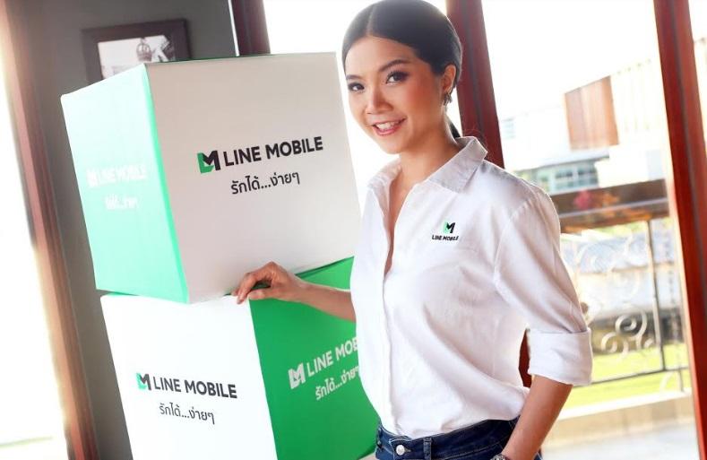 """LINE MOBILE ยึด """"หน้าผาก-ผิวคน"""" กระตุ้นตลาด Telco"""
