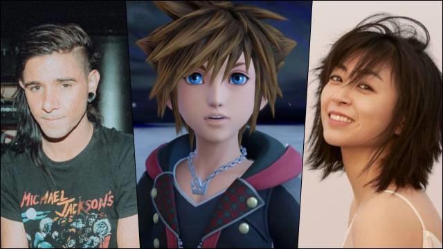 """เพลงประกอบ """"Kingdom Hearts 3"""" ดังฮิตติดท็อปชาร์ตบิลบอร์ด"""