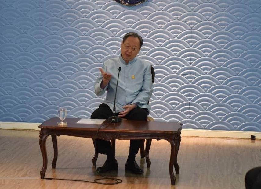 """ผลงานชิ้นสุดท้าย""""สนธิรัตน์"""" ลงนามร่วมมือเศรษฐกิจไทย-จีน"""