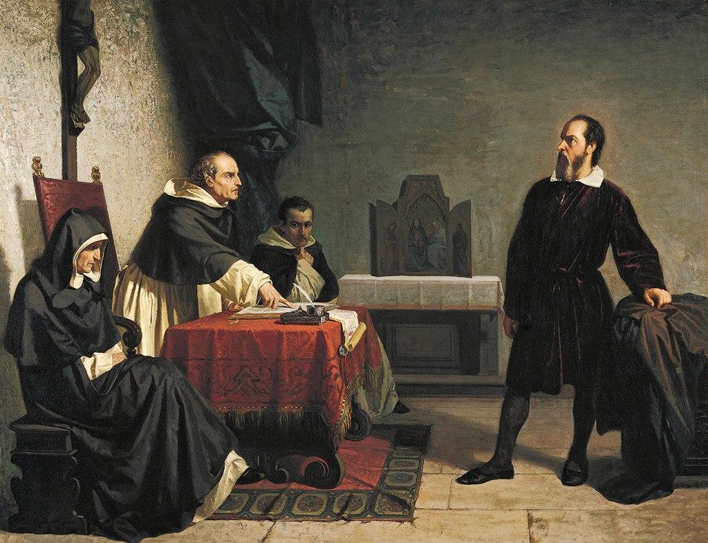 พบจดหมายต้นฉบับที่ Galileo เขียนถึงสันตะปาปา แต่อ้างว่าไม่ได้เขียน