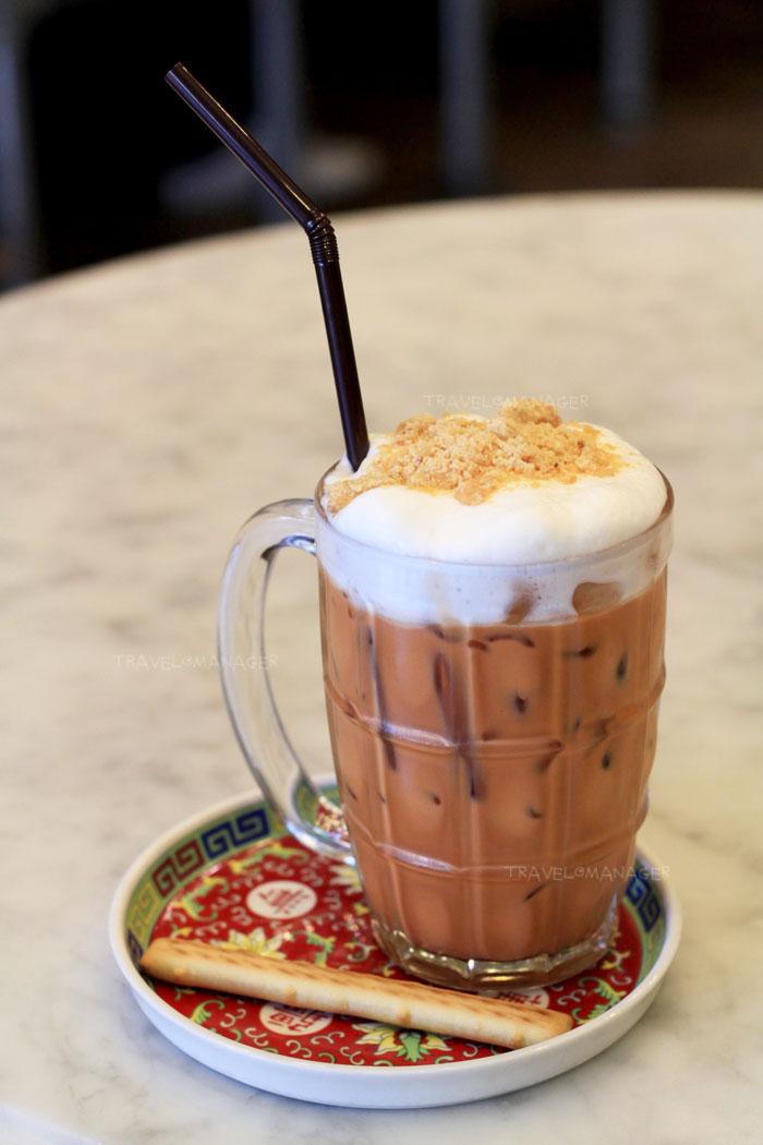 Lhong Tou Thai Milk Tea