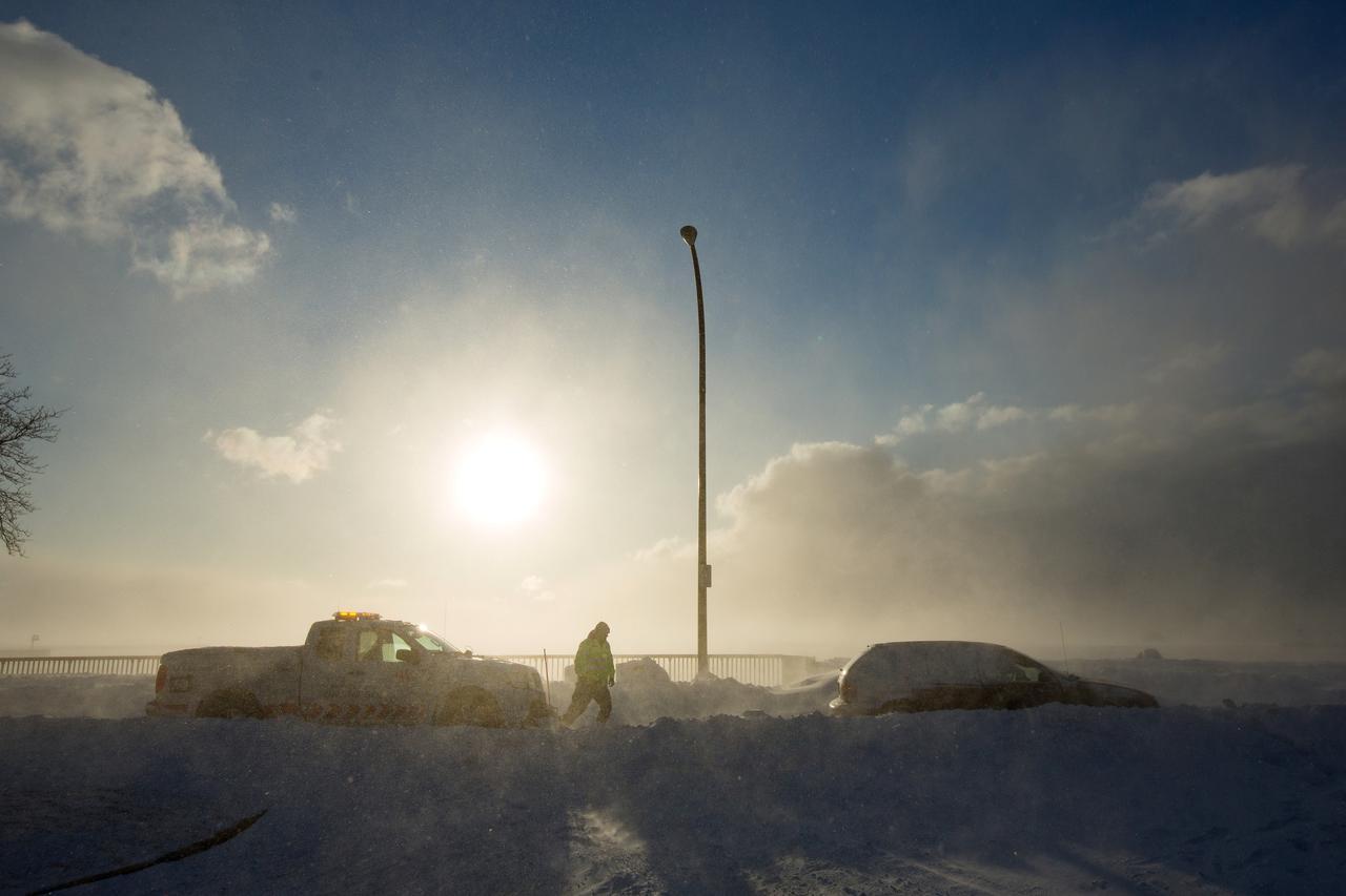 ยอดมะกันหนาวตาย 21 ศพ คาดอากาศเริ่มอุ่นขึ้นช่วงสุดสัปดาห์นี้