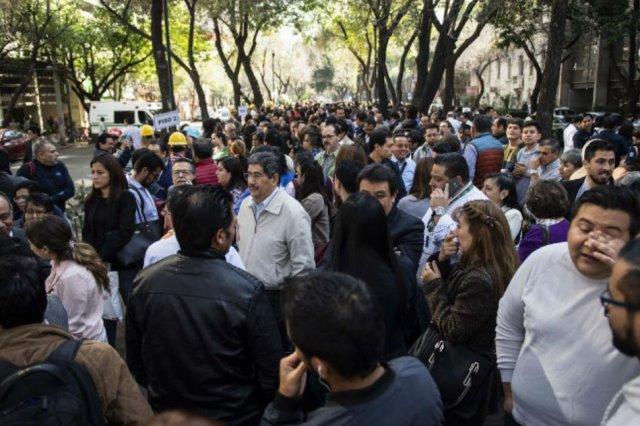 แผ่นดินไหวขนาด 6.5 เขย่ากัวเตมาลา-เม็กซิโก เจ็บ 3 ราย