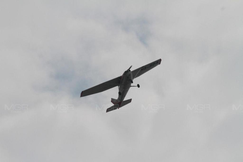 ปฏิบัติการบินโปรยน้ำลดฝุ่น PM2.5 พระราม 2 สำเร็จ ลดค่าฝุ่นลง จ่อหารือ กทม.ขยายผล