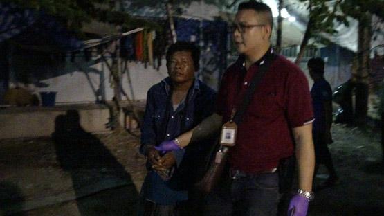 หนุ่มพม่าเมาแล้วซ่าไปหาเรื่องเพื่อนร่วมชาติก่อนถูกแทงดับ