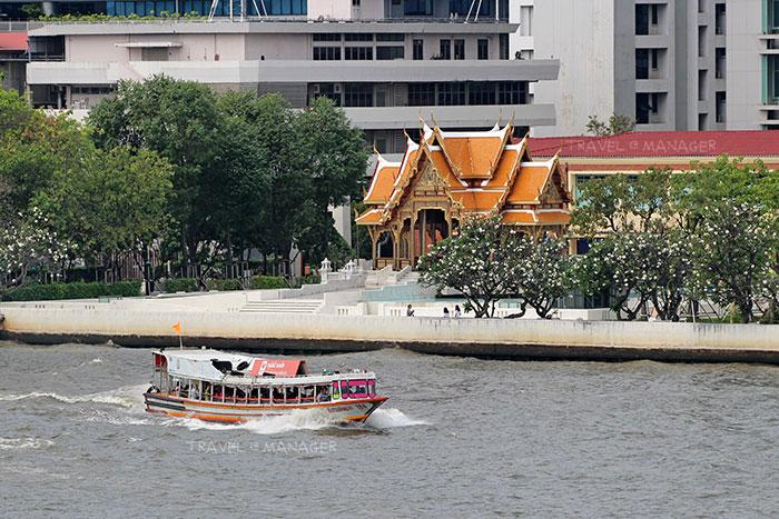 เรือด่วนเจ้าพระยา ให้บริการคนไทยมากว่า 50 ปี