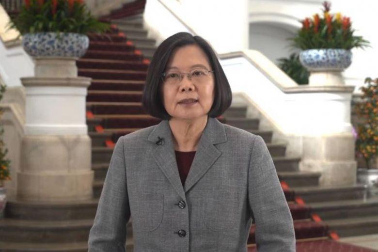 ผู้นำไต้หวันกล่าวสุนทรพจน์ต้อนรับ 'ตรุษจีน' แอบแซะปักกิ่ง 'ไร้ประชาธิปไตย'
