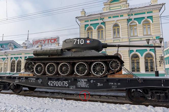 รถถัง T-34 จากลาวไม่เจอหิมะมา 30 ปี รัสเซียเริ่มปรับสภาพทั้ง 30 คัน