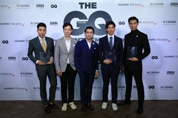 """GQ THAILAND ประกาศผล """"GQ MAN 2018"""" สุภาพบุรุษมีสไตล์คนที่ 4 ของไทย  ในปาร์ตี้สุดชิค """"The GQ Gentleman Search Party"""""""