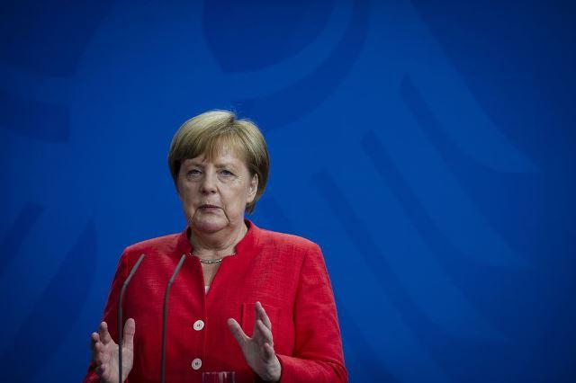 """ผู้นำเยอรมนีระบุ ควรมีการป้องกันไม่ให้ """"บริษัทจีน"""" ส่งข้อมูลให้ทางการ"""
