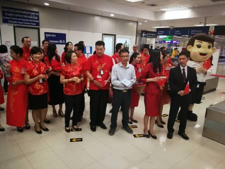 ตรุษจีนนักท่องเที่ยวจีนทะลักเข้าเชียงใหม่วันละเกือบหมื่น ทอท.-กงสุลฯต้อนรับอบอุ่น