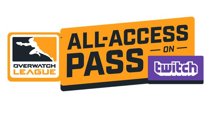 บลิซซาร์ดเปิดขาย All-Access Pass ชม Overwatch League ผ่านทวิช