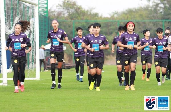 ทีมฟุตบอลหญิงทีมชาติไทย จะได้อุ่นเครื่องกับฝรั่งเศส
