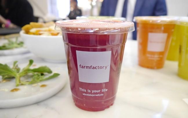 """""""farmfactory"""" สีสันความอร่อยปลอดภัย ประสบการณ์ทานสลัดผักที่ไม่เหมือนใคร"""
