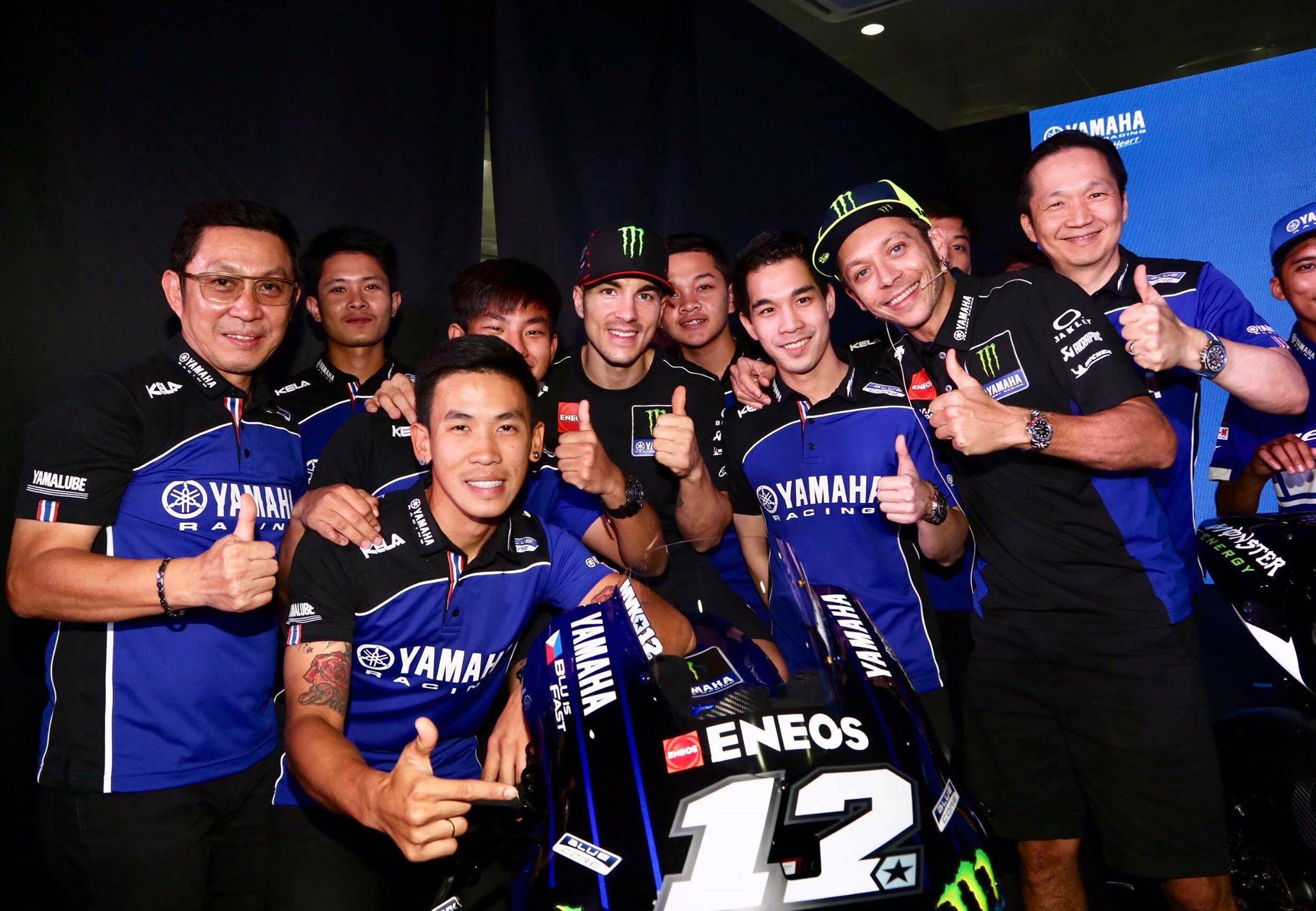 """""""ไทยยามาฮ่า"""" ประกาศดันเด็กไทยล่าแชมป์ทุกรายการปี 2019"""