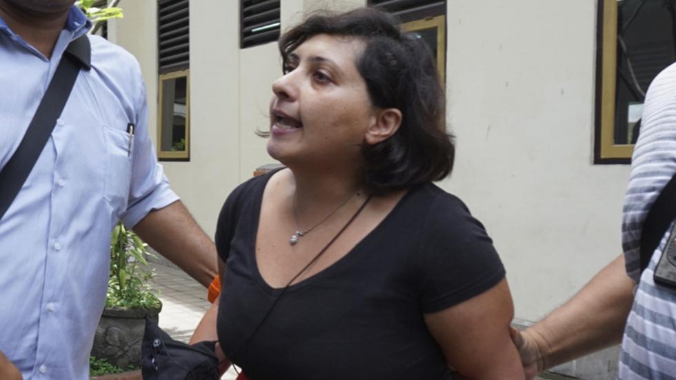 พลเมืองอังกฤษที่ตบหน้า ตม.อินโดฯ โดนโทษจำคุก 6 เดือน