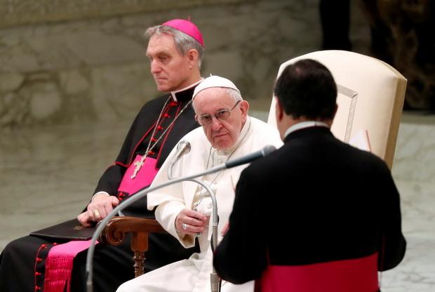 คาทอลิกฉาวอีก!!โป๊ปฟรานซิสยอมรับมีบาทหลวงล่วงละเมิดแม่ชี ใช้เป็นทาสบำเรอกาม