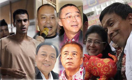 """""""บิ๊กโจ๊ก"""" เผยเอกอัครราชทูตออสซี่ รับแจ้งจับ """"ฮาคีม"""" เอง เบื้องหน้ารู้สึกผิด แต่แก้เกี้ยวกดดันไทยปล่อยตัว **.""""ไทยรักษาชาติ """"พรรคลูก""""ของเพื่อไทย แค่เริ่มต้นรับสมัคร ก็ส่อแววแตกยับ **วงในเฉลยว่า """"ชัชชาติ"""" แพ้ลูก""""ดราม่า""""ของหญิงหน่อย เลยต้องไปเป็นเบอร์ 2"""