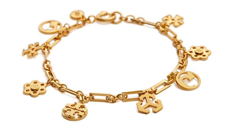 Logo Charm Bracelet