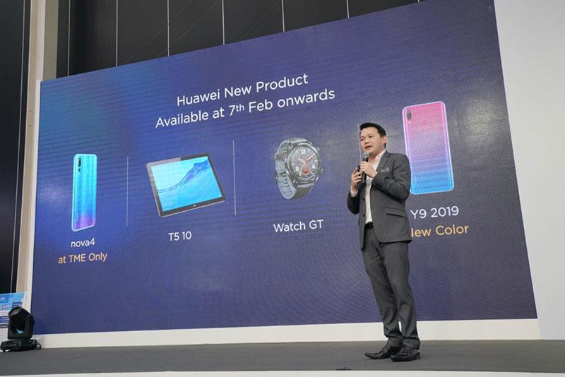 ไม่เกินปีหน้า Huawei แซง Samsung ขึ้นผู้นำตลาดไทย