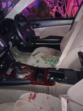 สุดโหด!คนร้ายกระหน่ำยิงนักร้องหนุ่มอุบลฯดับสยองคาลานจอดรถผับดังท่าขี้เหล็ก