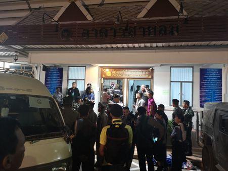 """คาด""""เทพ โซโล""""เผ่นต่อแล้ว!จนท.สอบ 81 คนไทยถูกพม่าจับ พบคนเปิดบัญชีแก๊งค้ายาด้วย"""