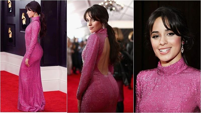 Camila Cabello กับเดรสจาก Armani Priv? และเครื่องประดับจาก Harry Winston Jewelry