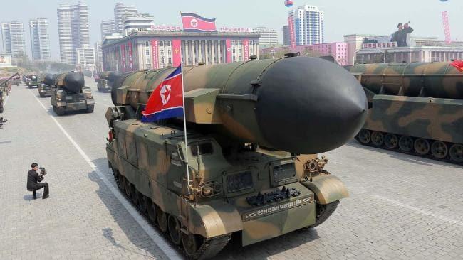 """งานวิจัยเผย! เกาหลีเหนืออาจผลิต """"ระเบิดนิวเคลียร์"""" เพิ่มในปีที่แล้ว แต่เป็นภัยคุกคามน้อยลง"""