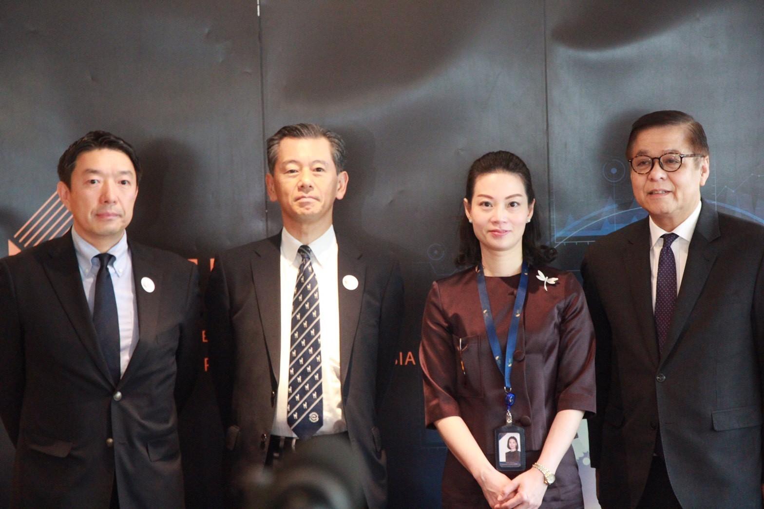 """คณะธุรกิจญี่ปุ่น30รายศึกษาลู่ทางการลงทุนอุตฯการบินใน""""อีอีซี"""""""